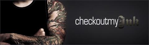 CheckOutMyInk.com Banner #1