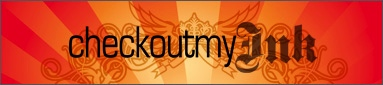 CheckOutMyInk.com Banner #1 Small