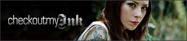 CheckOutMyInk.com Banner #2 Small